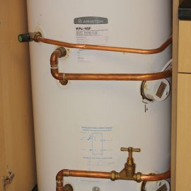 hot water system heating [location]