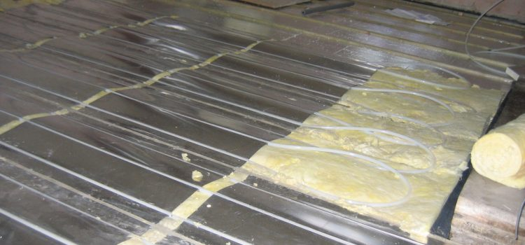 How to Install Underfloor Insulation