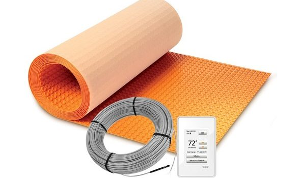DITRA-HEAT Heated Flooring Systems Installation
