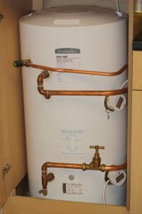 hot water system heating Taunton