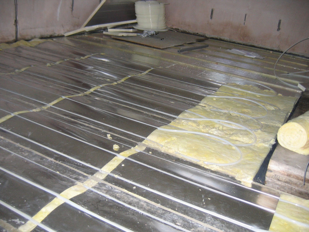 underfloor insulation Eccles