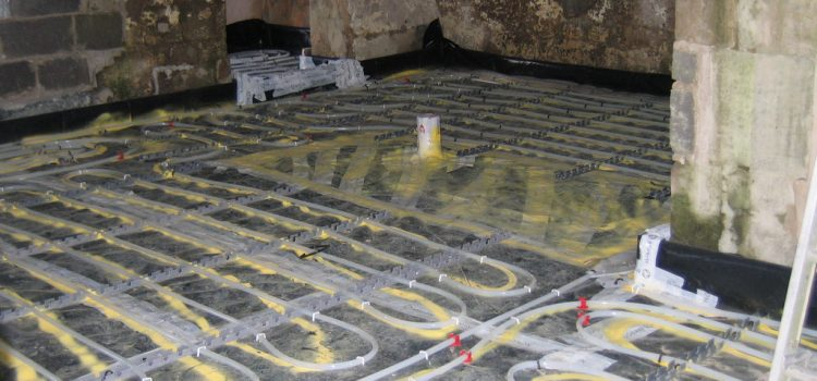 Guide: How To Lay Underfloor Heating