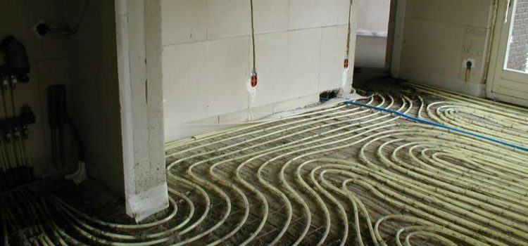 Tips on How to Install Eco-Home Underfloor Heating System